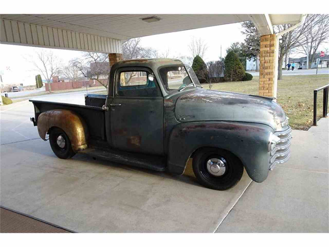 Large Picture of Classic 1949 3100 located in Clarence Iowa - $15,995.00 Offered by Kinion Auto Sales & Service - MR5F