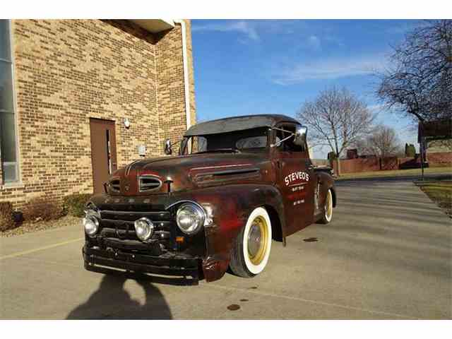 Picture of '52 F100 - MR5I
