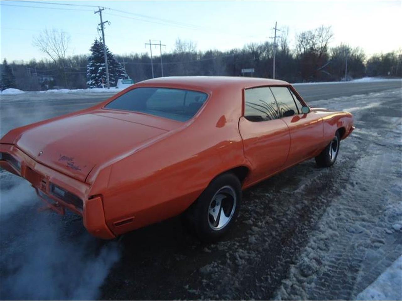 1971 buick skylark for sale | classiccars | cc-1061628