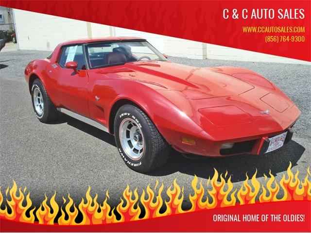 Picture of 1979 Corvette located in Riverside New Jersey Offered by  - MR5S