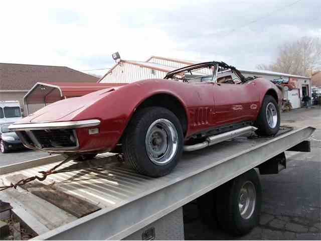 Picture of '68 Corvette - MR5W