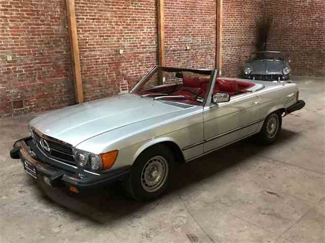 Picture of '78 450SL - MR5X
