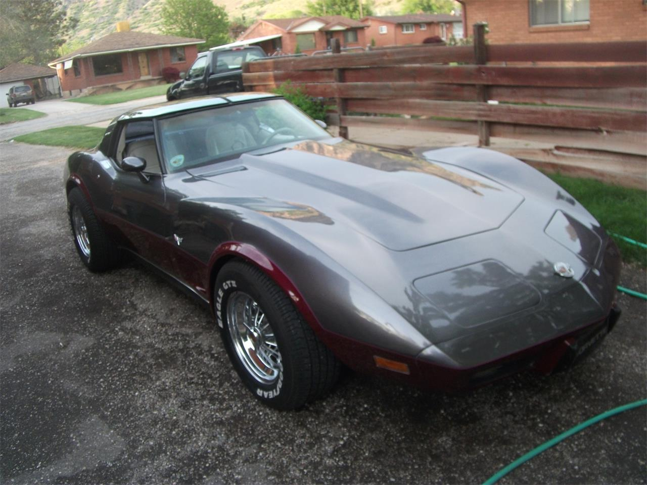 For Sale 1978 Chevrolet Corvette In Port Orchard Washington