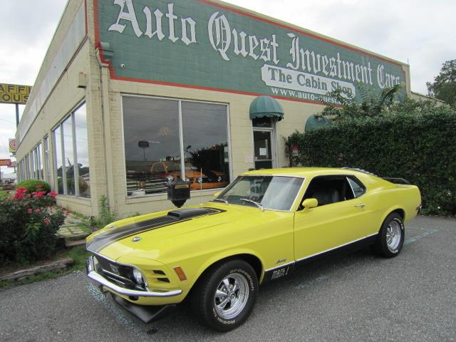Picture of Classic 1970 Ford Mustang Mach 1 - $47,900.00 - MR6C