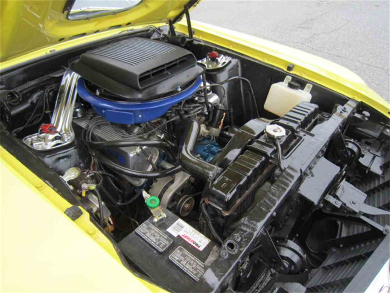Large Picture of '70 Mustang Mach 1 - MR6C