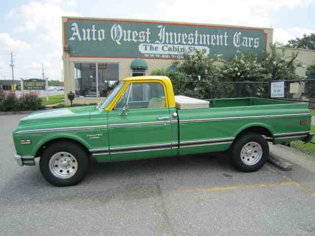 Picture of '70 C10 - MR6D