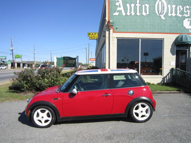 Picture of '02 Cooper - MR6K