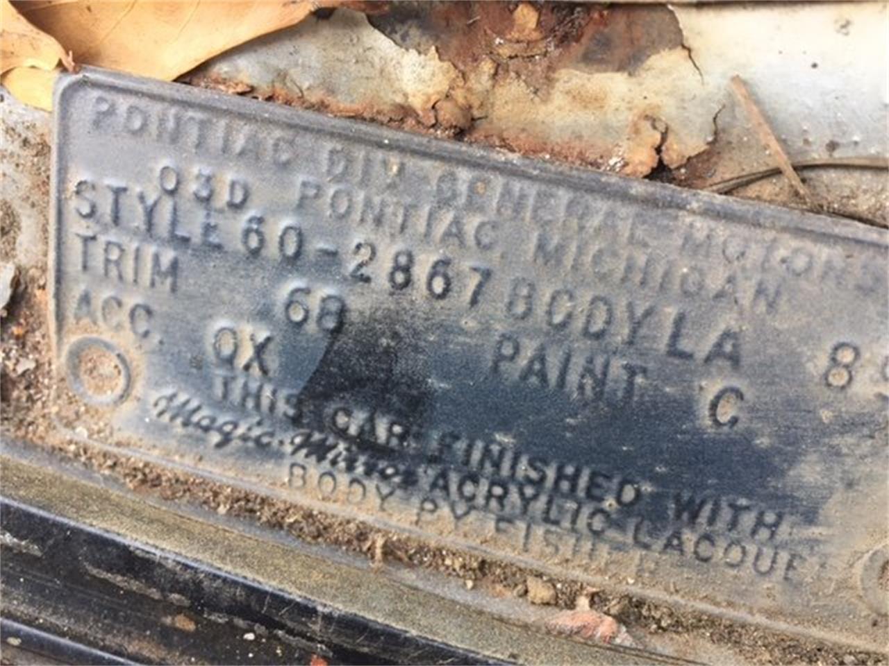 Large Picture of '60 Bonneville - MR7C