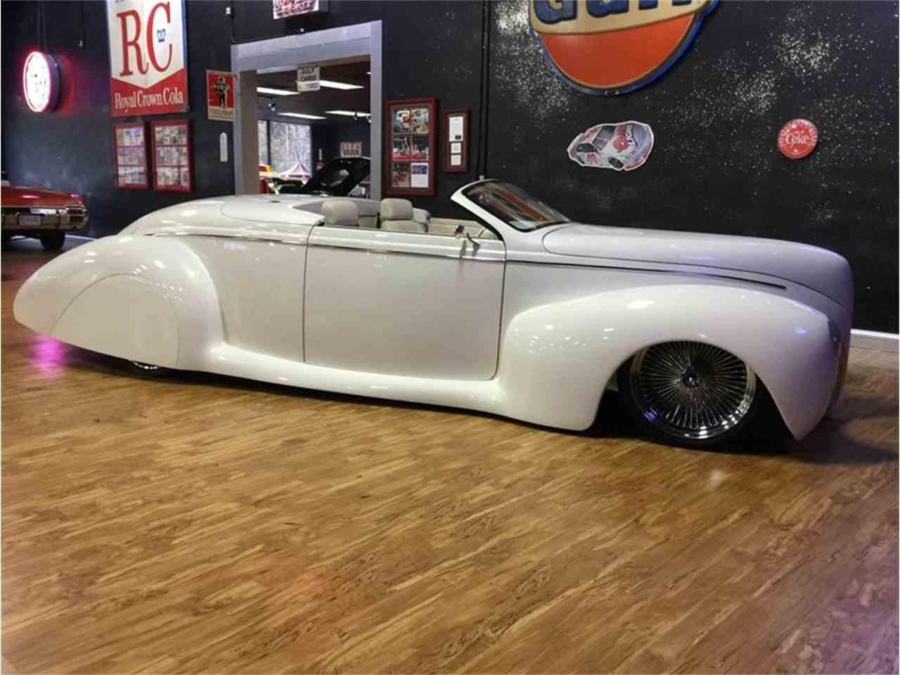1939 lincoln zephyr kit car for sale cc 1060169. Black Bedroom Furniture Sets. Home Design Ideas