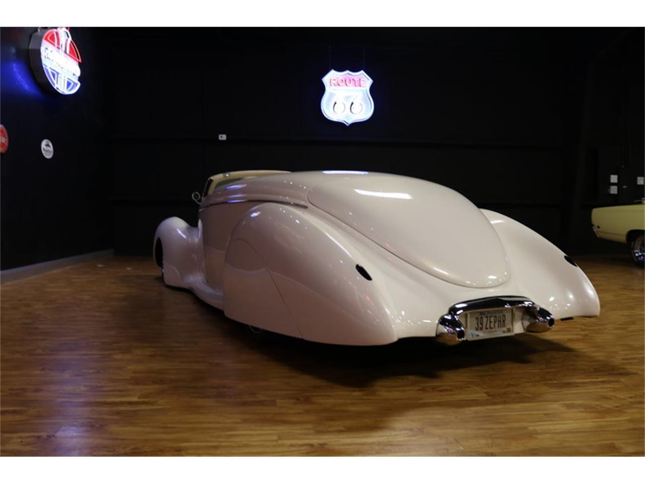 1939 Lincoln Zephyr Kit Car For Sale Classiccars Com Cc 1060169
