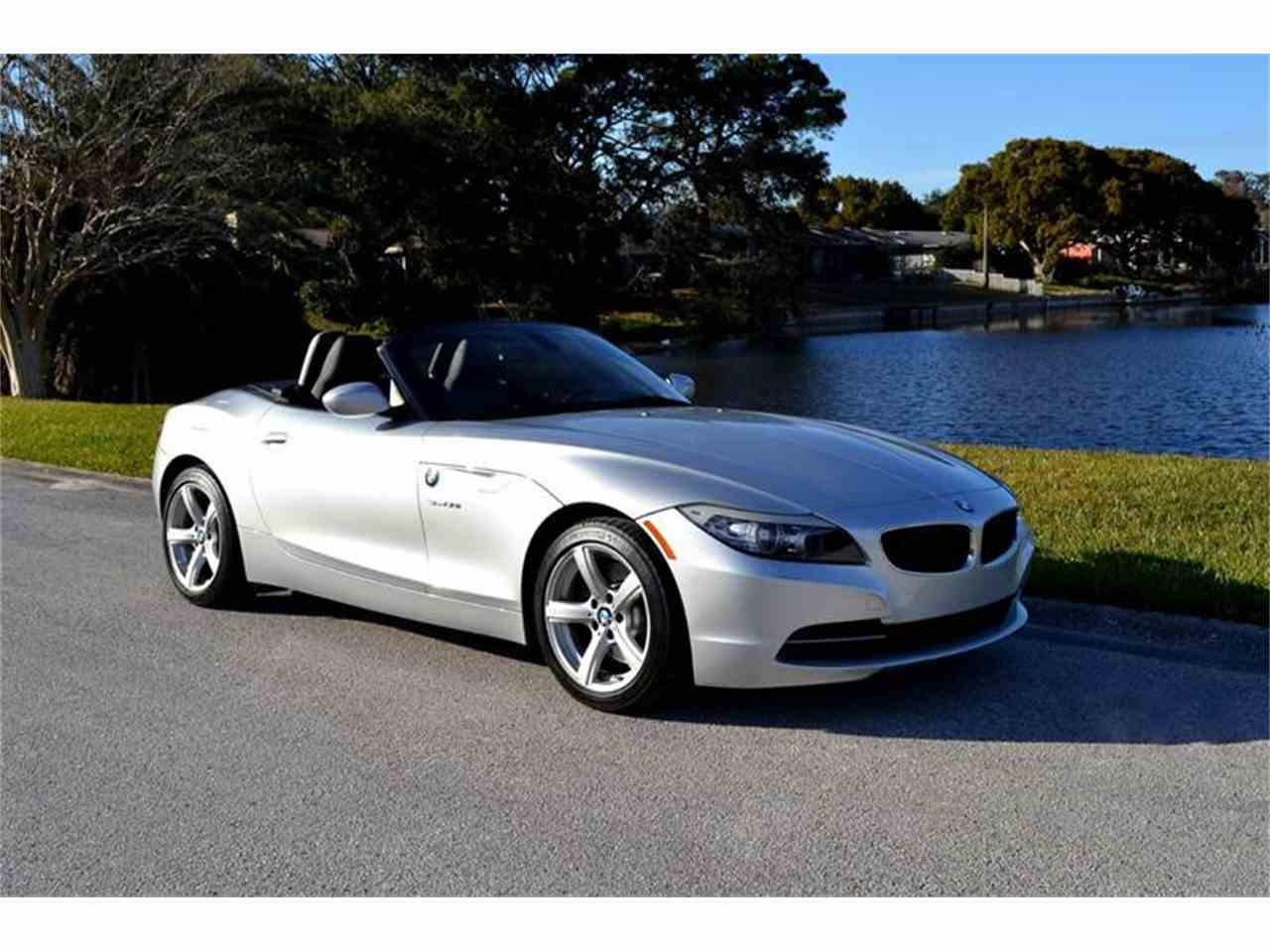 2009 Bmw Z4 For Sale Classiccars Com Cc 1061694