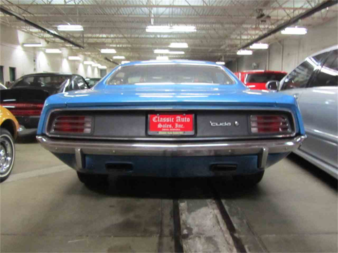 1970 Plymouth Cuda for Sale | ClassicCars.com | CC-1061730