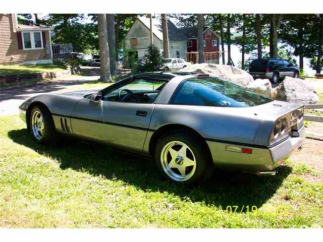 Picture of '86 Chevrolet Corvette located in Maine - MR8O