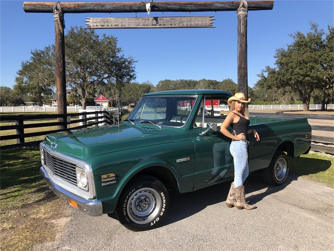 Large Picture of '72 Chevrolet Cheyenne located in Oviedo Florida - $15,500.00 - MR92