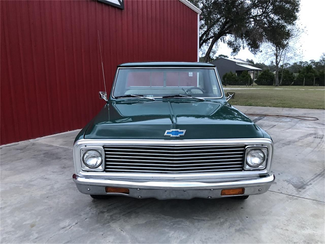Large Picture of Classic 1972 Chevrolet Cheyenne - $15,500.00 - MR92