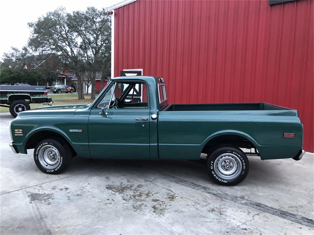Large Picture of Classic 1972 Chevrolet Cheyenne - $15,500.00 Offered by Mac's Movie Cars - MR92