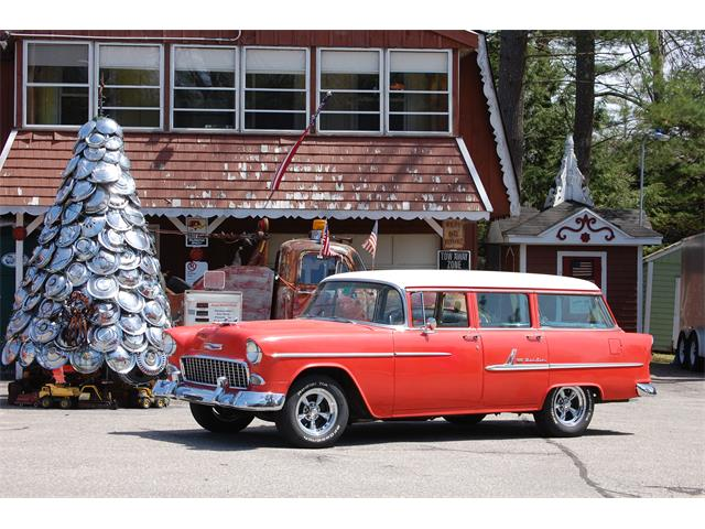 Picture of '55 Bel Air Wagon - MR9A