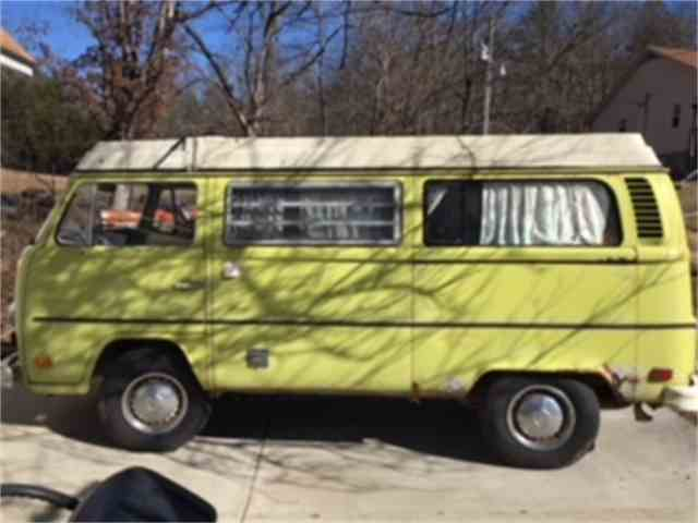 Picture of 1974 Westfalia Camper - $12,000.00 Offered by a Private Seller - MR9B