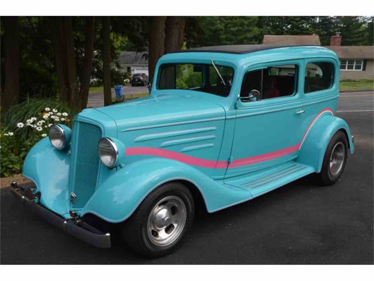 Cars For Sale In Ri: 1935 Chevrolet Deluxe For Sale