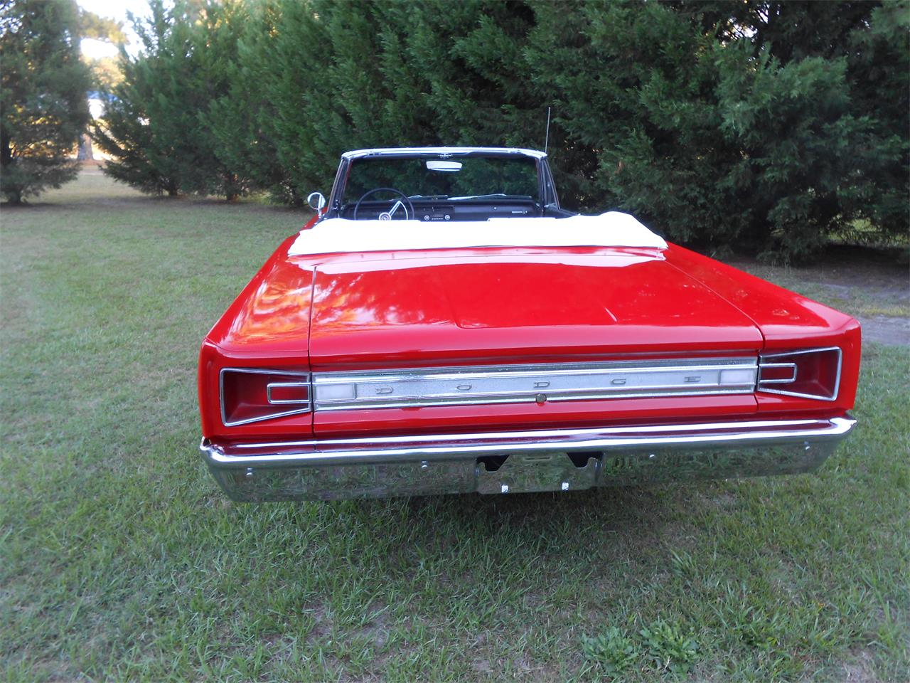 Large Picture of 1966 Coronet 500 located in Bishopville South Carolina - MR9U