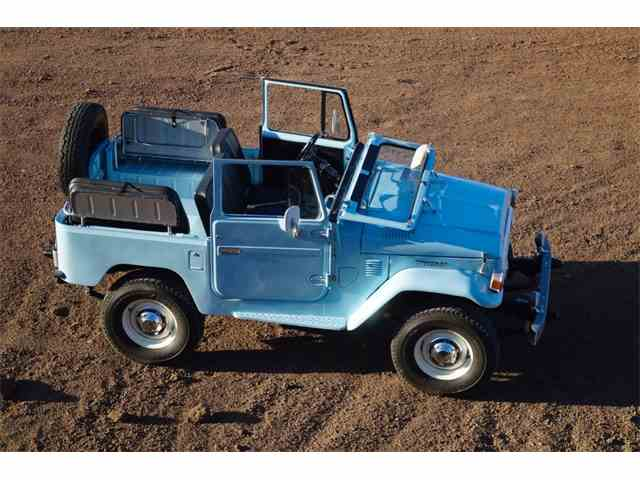 Picture of '78 Land Cruiser BJ40 - MRA1
