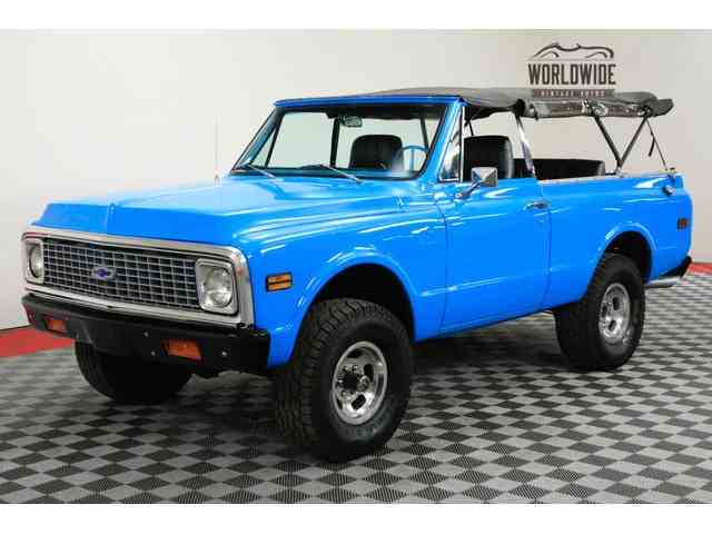 Picture of '72 Blazer - MRA5