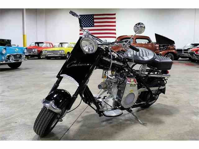 Picture of '57 Motorcycle - MRA9