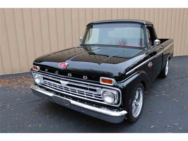 Picture of '65 F100 - MRAL