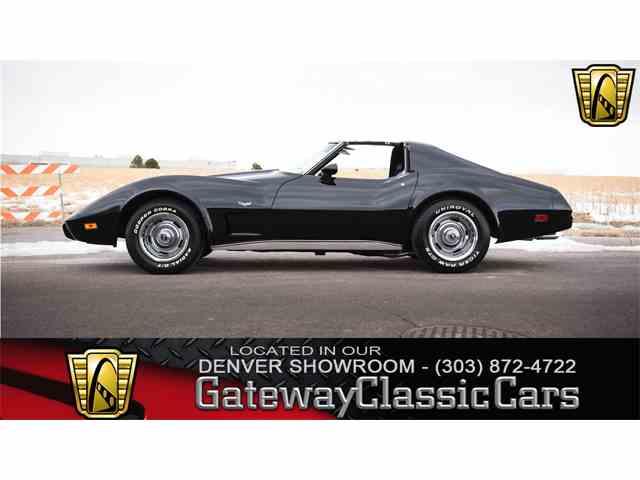 Picture of '77 Corvette - MRAM