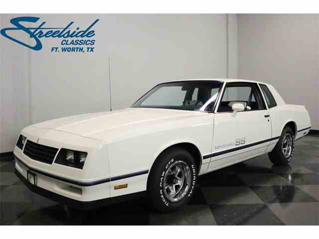 Picture of 1983 Chevrolet Monte Carlo SS located in Ft Worth Texas Offered by Streetside Classics - Dallas / Fort Worth - MRBQ