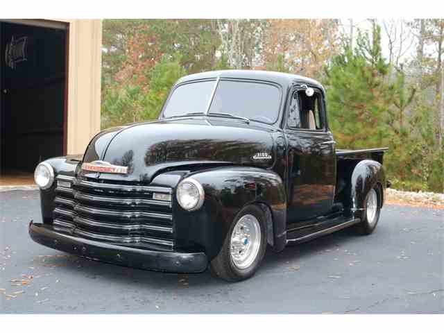 Picture of Classic '53 Chevrolet 3100 Offered by GAA Classic Cars Auction (Greensboro) - MQ1M