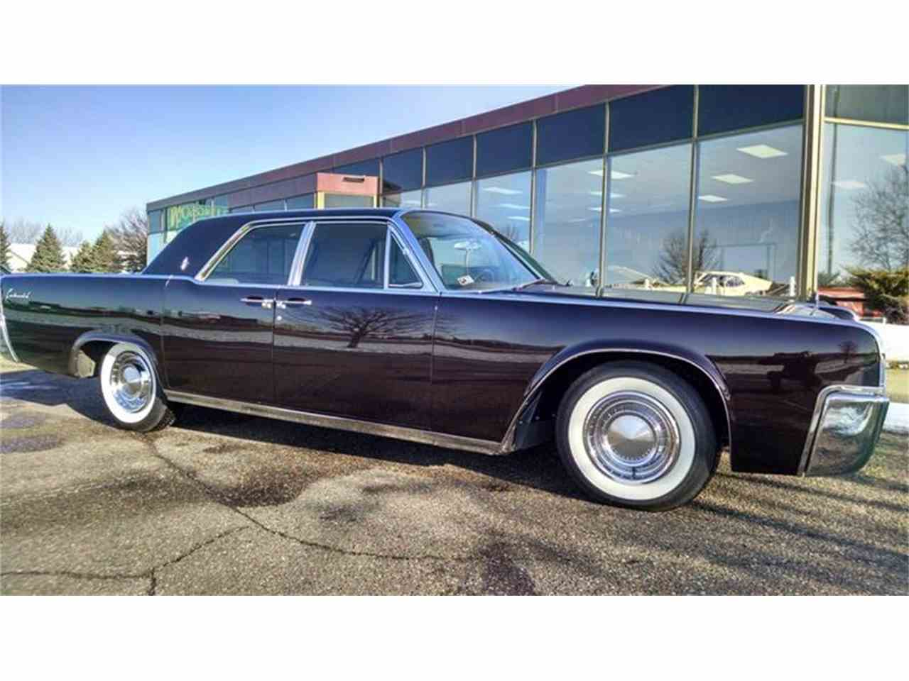 1962 Lincoln Continental for Sale | ClicCars.com | CC-1061871