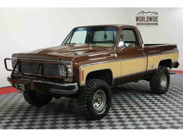 Picture of '78 K-10 - MRCL