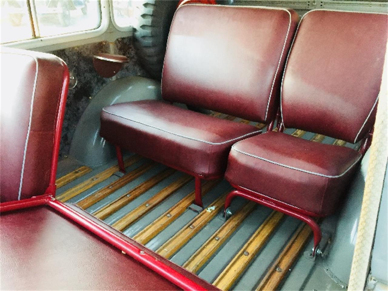 For Sale: 1951 Willys Jeep Wagon in Wilson, Oklahoma