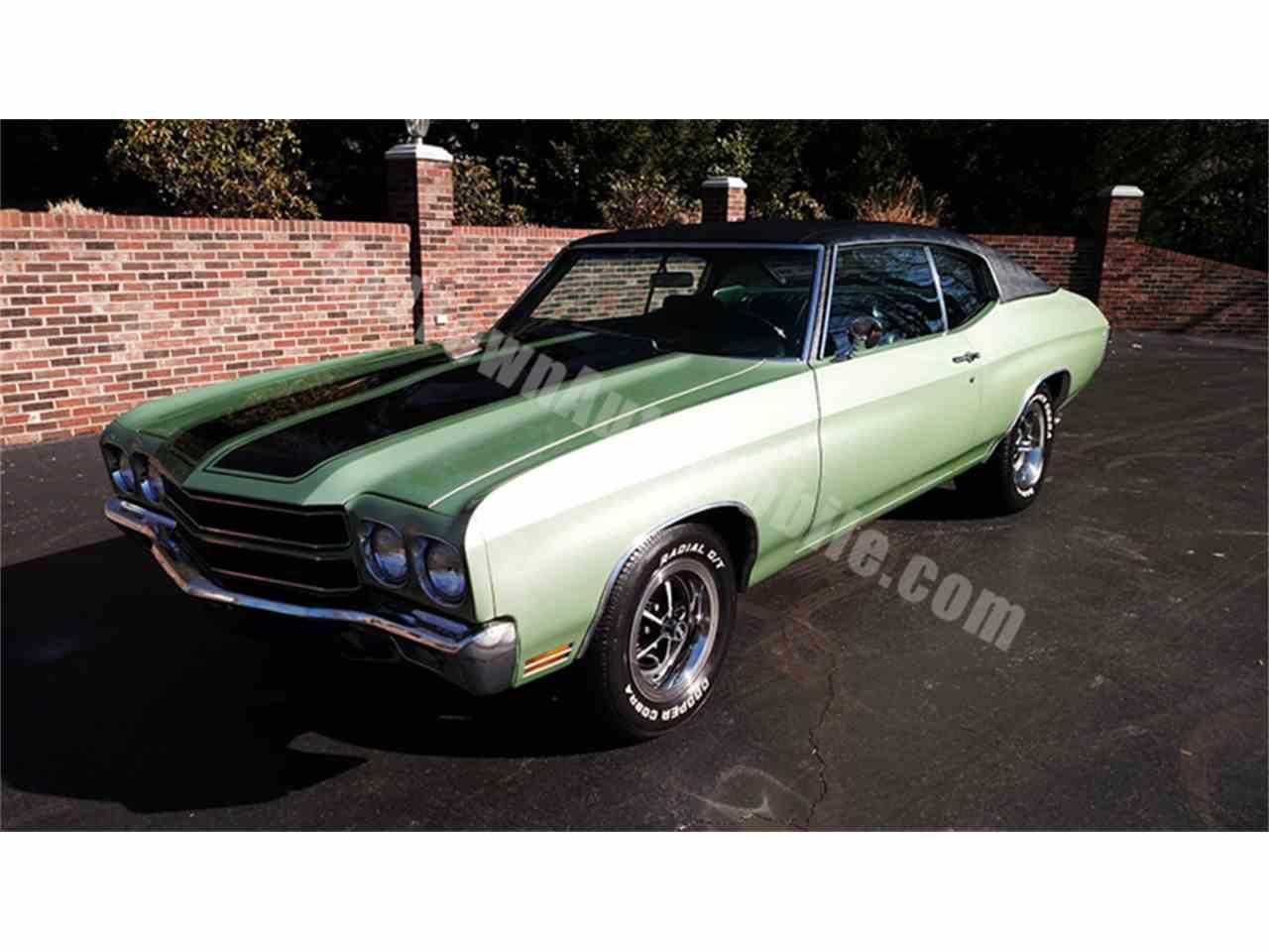 1970 Chevrolet Chevelle for Sale | ClassicCars.com | CC-1061902