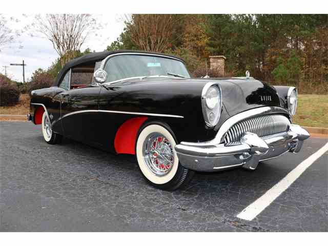 Picture of Classic '54 Buick Skylark located in Greensboro NORTH CAROLINA Auction Vehicle - MQ1R
