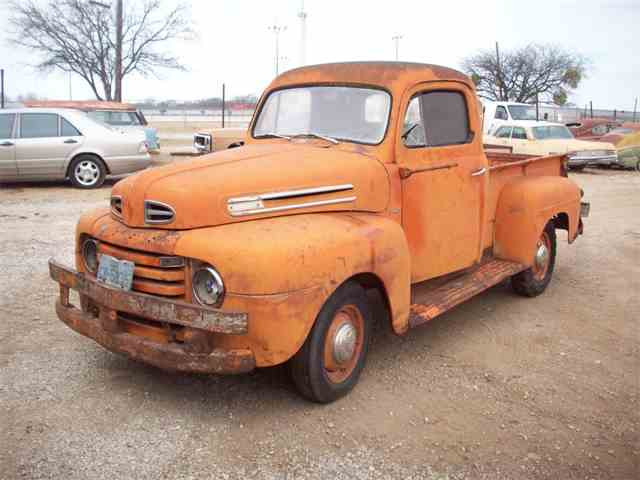 Picture of '50 Pickup - MRDZ