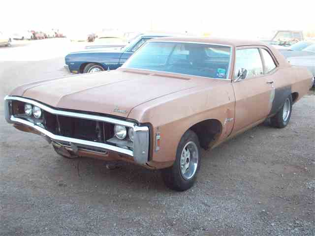 Picture of Classic '69 Biscayne located in Texas Offered by  - MRE3