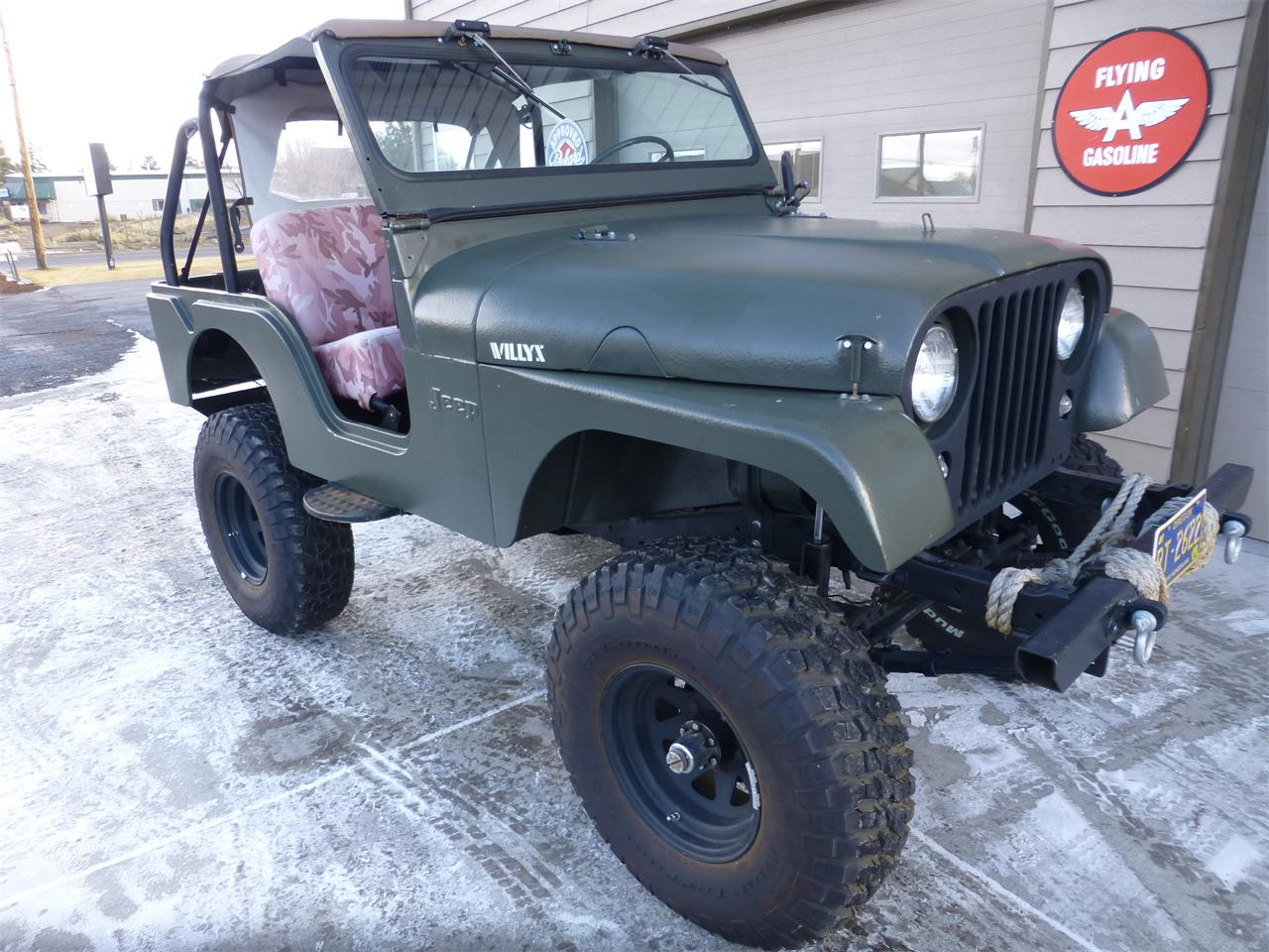 1960 Willys Jeep For Sale Cc 1061935 Used Large Picture Of 60 Mre7