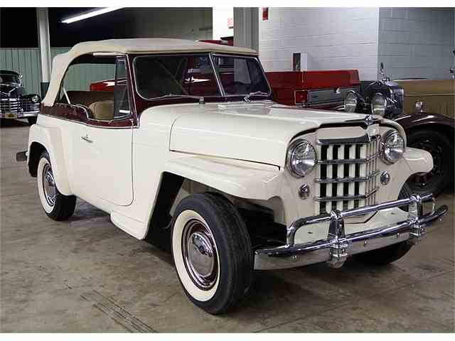 Picture of '51 Jeepster - MRE8