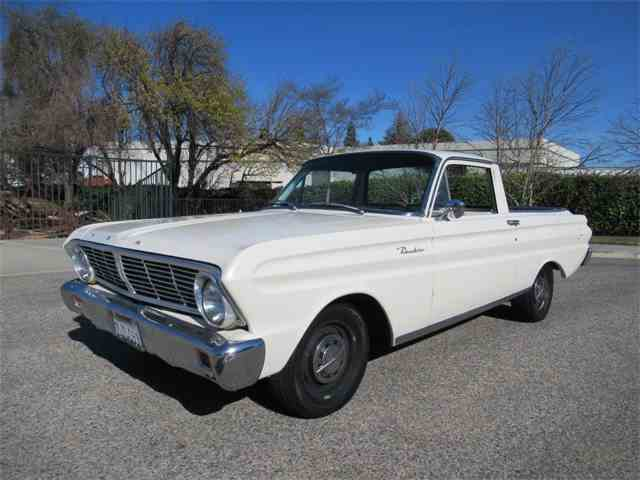 Picture of Classic '65 Ford Ranchero located in Simi Valley California Offered by  - MREC
