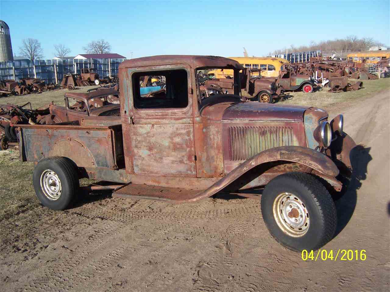 1933 Ford 1/2 Ton Pickup for Sale | ClassicCars.com | CC-1061946