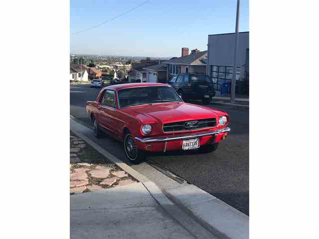 Picture of Classic '65 Mustang Offered by a Private Seller - MREV