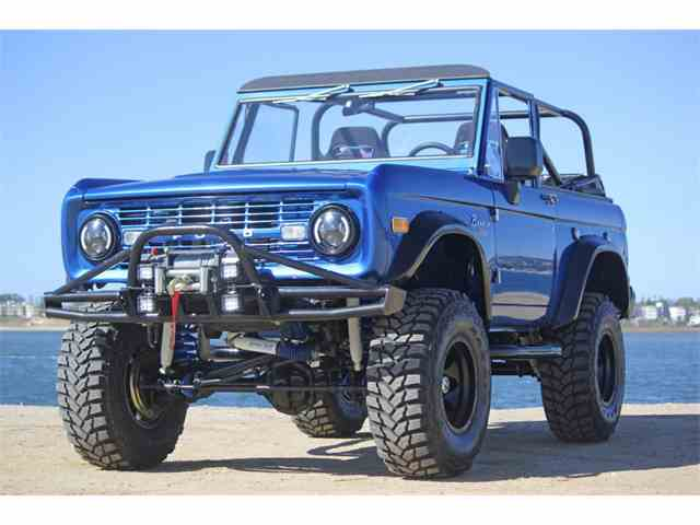 Picture of '70 Bronco - MREY