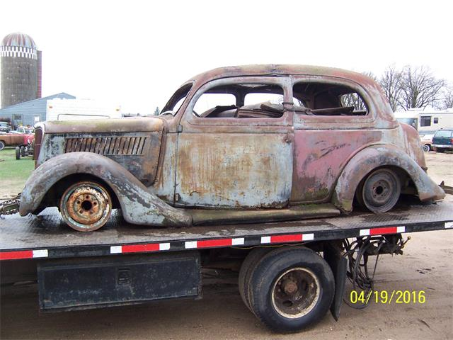 Picture of '35 Ford Tudor located in Parkers Prairie Minnesota Offered by  - MRF0