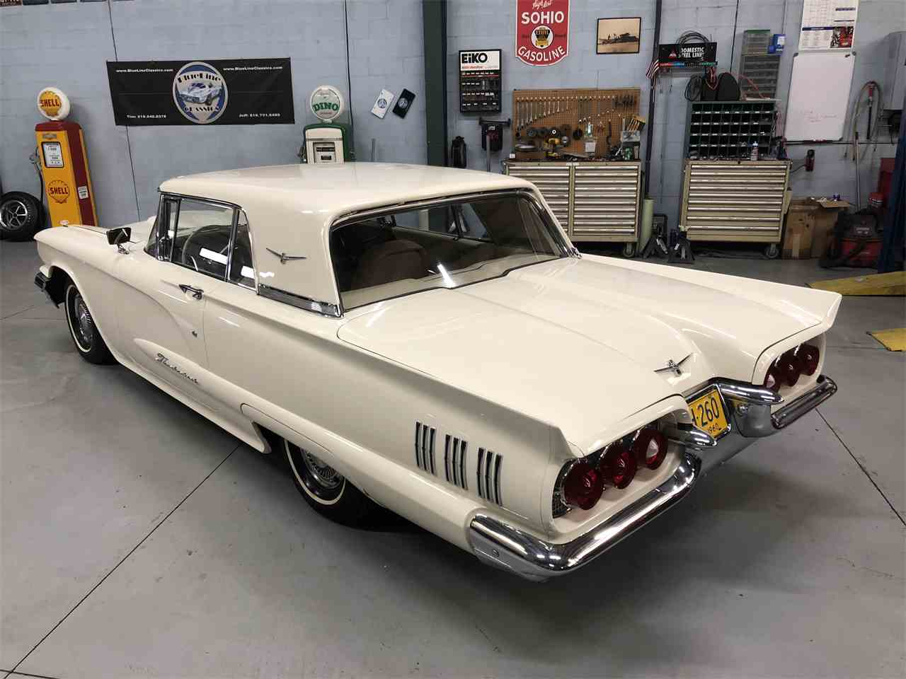 Large Picture of '60 Thunderbird - MRF6