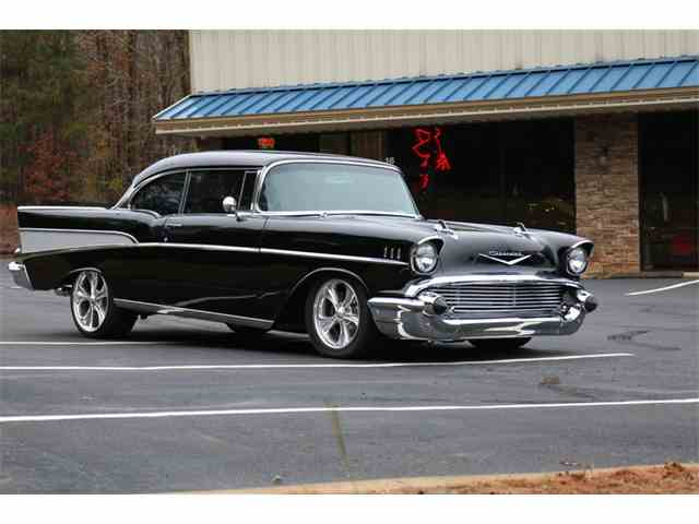 Picture of 1957 Chevrolet Bel Air Offered by GAA Classic Cars Auction (Greensboro) - MQ25