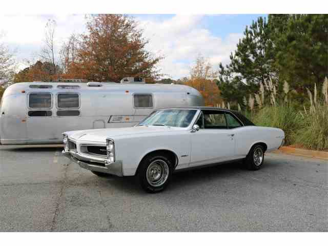 Picture of Classic 1966 Pontiac LeMans Auction Vehicle Offered by GAA Classic Cars Auction (Greensboro) - MQ2C