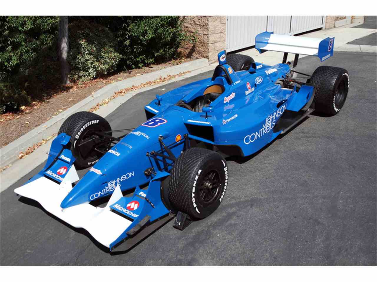 2004 Lola B02/00 Cosworth XFE Indy Race Car for Sale | ClassicCars ...