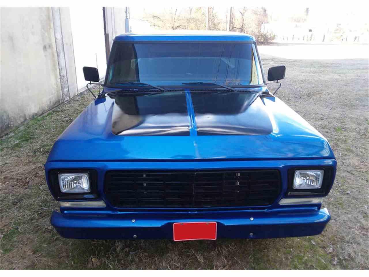 1979 Ford F100 for Sale | ClassicCars.com | CC-1062197